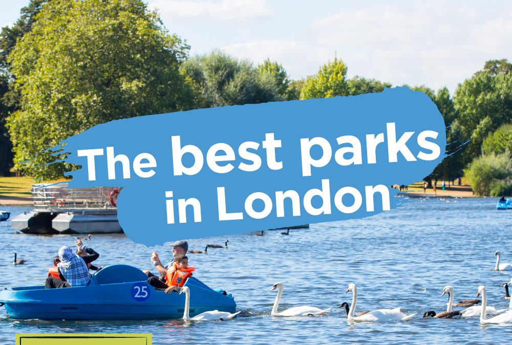 The Best Parks in London