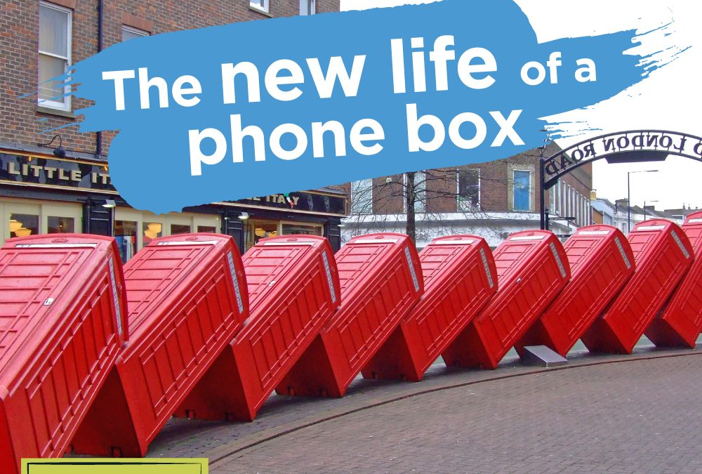 The new life of the Phone Box
