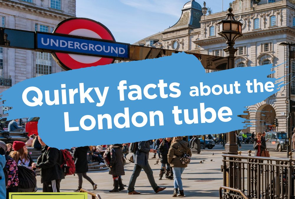 Quirky facts about the London tube