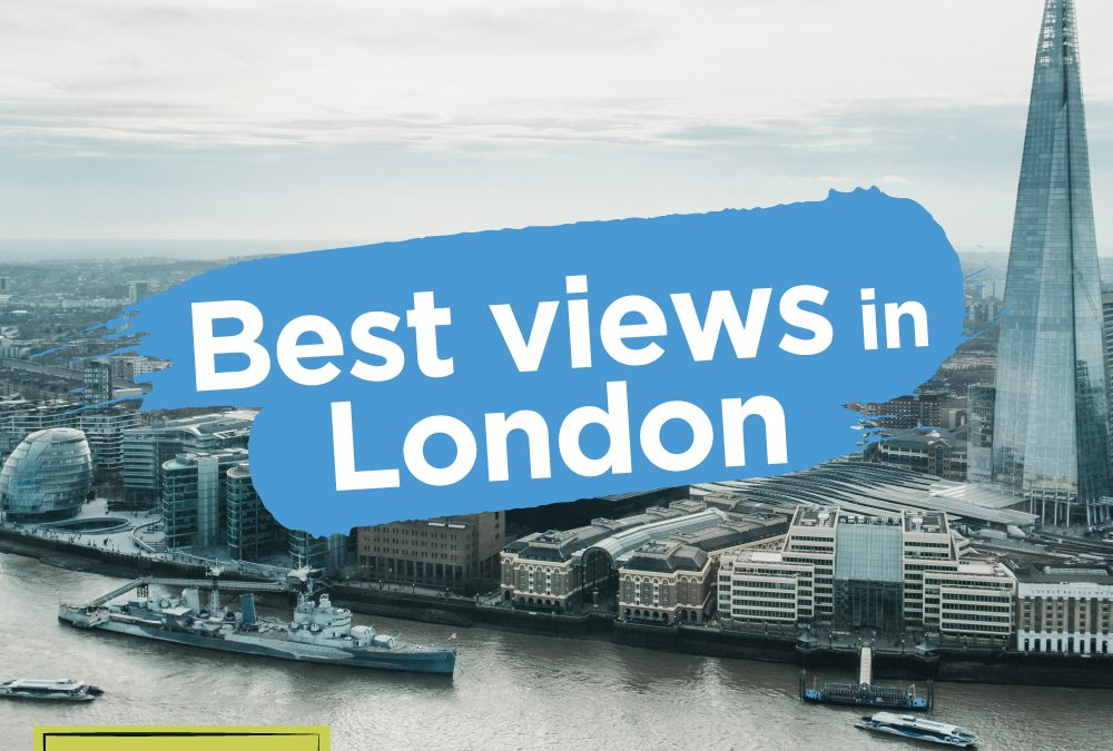 Best views in London you must visit
