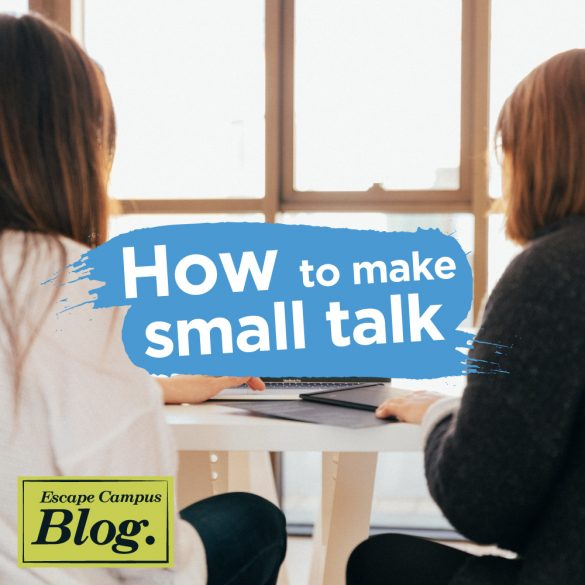 How to make small talk in English?