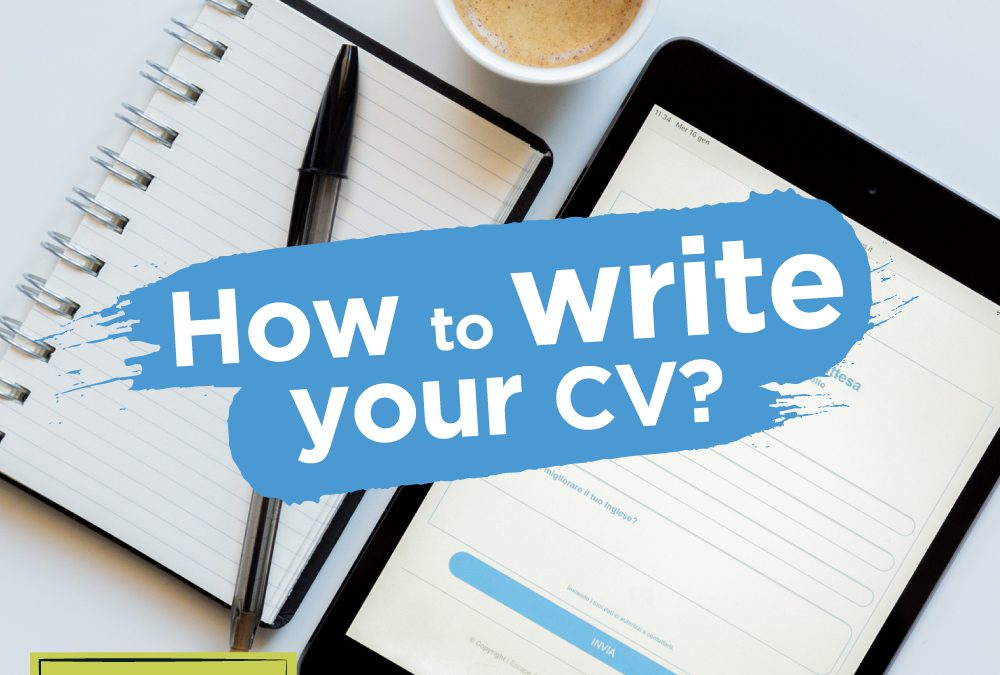 How to write a CV and Get a Job Interview?