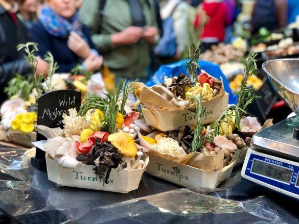 Food, Borough Market London