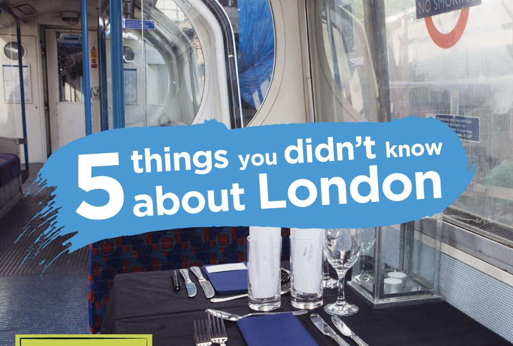 5 London Facts